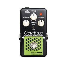 More details for ebs octabass blue label analog octave pedal
