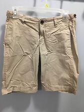 Tan Old Navy shorts women's size 2
