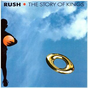 RUSH The Story of Kings CD Interview Only w/ Alex Lifeson – on Baktabak Records