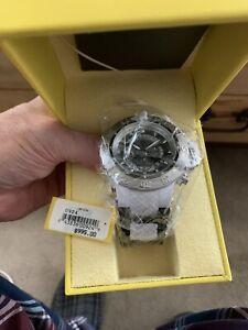 Invicta Subaqua Noma III 0924 Men's Round Chronograph Date Analog Silicone Watch