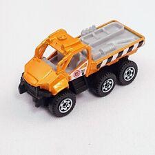 2017 MATCHBOX MBX OFF-ROAD ATV 6X6 YELLOW 121//125