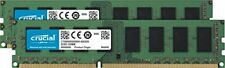 Crucial 8GB Kit (4GBx2) DDR3L 1600 MT/s (PC3L-12800) UDIMM 240-Pin - (K8s)