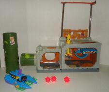 VINTAGE TMNT 1989 Sewer Playset Teenage Mutant Ninja Turtles Playmates & BONUS