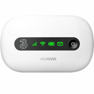 HUAWEI E5331 UNLOCKED WHITE HSPA+ Mobile MIFI WIFI 3G Wireless Modem