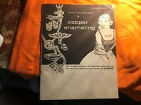 VINTAGE catalogs book art Jewelry application copper enameling Collectibles