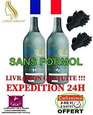 Salvatore Blue Gold Premium Crème Lissant pour Cheveux