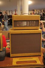 5E3 Tweed Deluxe head + 12 inch cabinet full DIY kit.