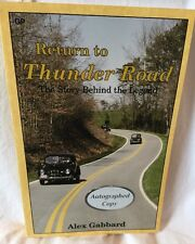 Return to Thunder Road The Story Behind the Legend Gabbard 1992 MOONSHINE