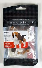 NANOBLOCK NBC.253 BEAGLE NEW STILL SEALED NANO BLOCK