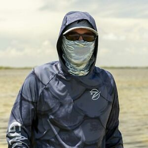 50% Off Gillz Long Sleeve Tournament Series Fishing Hoodie -Pick Color-Free Ship