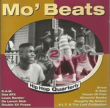 Mo 'beats 2 (1993) Naughty by Nature, snow, House of pain...