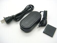 AC Adapter + DMW-DCC10 DC Coupler For Panasonic Lumix DMC-FX78 DMC-FX80 DMC-FX90