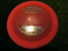 new Firestorm Champion 171 hot pink distance driver Innova disc golf 14 4 -1 3