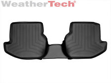WeatherTech FloorLiner for Volkswagen Eos - 2007-2016 - 2nd Row - Black