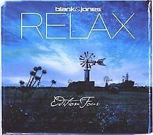 Relax Edition Four (Deluxe Hardcover Box) von Blank & Jones   CD   Zustand gut