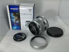 Olympus M.Zuiko Digital 45mm f/1.8 MSC AF Prime Lens for m4/3 [EX+++]  #21202