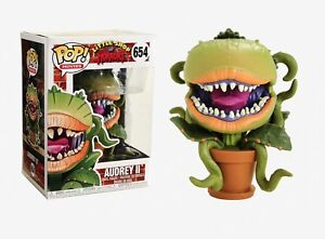 Funko Pop Movies: Little Shop of Horrors - Audrey II Vinyl Figure #33090