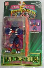 Mighty Morphin Power Rangers Evil Space Aliens Clawing Dramole 1994 Bandai MOC
