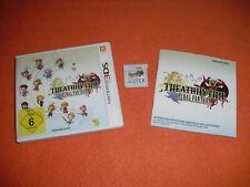 ★★★ Theatrhythm-Final Fantasy | Nintendo 2ds/3ds ★★★