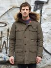 Barbour Mens Dept B Propulsion Quilted Jacket Coat Brand New RRP £349 Size Small