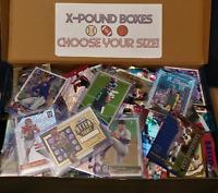 X-Pound Box - NEW 2017-20 Baseball/Football/Basketball Insert/RC/Relic/Auto Lot