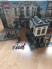 Lego Creator 10251 Brick Bank