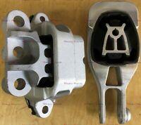 MPP139 2pc Motor Motors fit 1.4L Engine 2013 - 2019 Chevy Trax A/T M/T AWD FWD