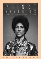 Prince Maverick 2 DVDs Tribute New DVD