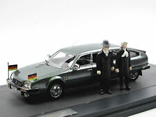 MATRIX Scale Models, Citroen CX Nilsson Honecker Limousine DDR mit Figuren, 1/43