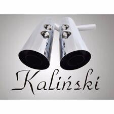 KALINSKI Exhaust Silencer Kawasaki Vulcan / VN 1700 Tourer / Voyager