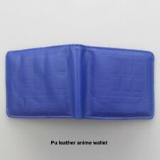 Dr Doctor Who Blue Perennial Logo TARDIS Wallet Official BBC Merchandise Plain