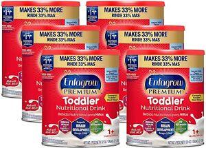 Enfagrow Premium Toddler Next Step Natural Milk Flavor 32 oz (6 PK) EXP 03/2022