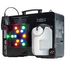 American DJ Fog Fury Jett Fog Machine With LED Lights ADJ New