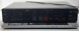 AIWA F-660 3 Head Stereo Cassette Tape Deck Retro Tested Working EUC
