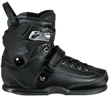 USD Carbon Team black Boot only Stunt Skates