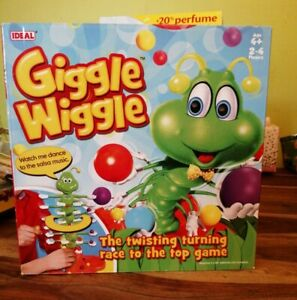 GIGGLE WIGGLE ELECTRONIC KIDS GAME COMPLETE LOVELY CONDITION IDEAL 2017 SOUNDS