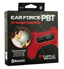 Turtle Beach Ear Force PBT Bluetooth Communicator for PS3 [PlayStation 3] NEW