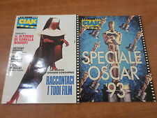 CIAK n.4 del 1994 CON SCHEDE FILM In copertina Whoopi GOLDBERG + CIAK RACCONTA