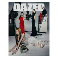 [ Dazed & Confused Korea ] 2021 March Whole Magazine aespa TAEMIN MCND ARIN etc.