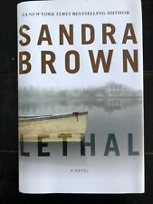 Lethal by Sandra Brown (2011, Hardcover)