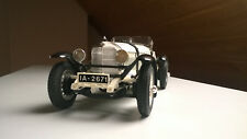 MERCEDES SSK-SSKL cabriolet 1928-Voiture Miniature 1:18 Bburago