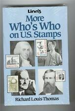 Linn's More Who's Who on U.S. Stamps  --  FREE SHIPPING