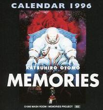 Memories Katsuhiro Otomo Japan Calendar Desk 1996 Anime Akira Sf