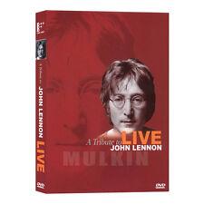 A Tribute to John Lennon : Live Concert (1990) DVD (*New *Sealed *All Region)