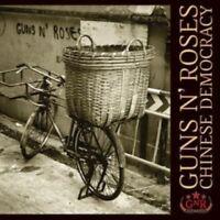 Guns N Roses Chinese Democracy CD Stunning Album NEW UK STOCK Axl Rose Gift idea