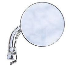 """SPECCHIO DI SOSTITUZIONE VETRO - 3"""" di diametro tondo Specchio SORPASSO"""