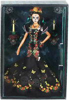 Barbie Dia De Los Muertos Doll - Limited Edition - Day of The Dead Barbie Doll