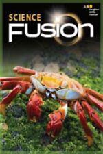 Grade 5 Science Fusion 2017 Student Interactive Worktext Set Edition 5th 2 Volum