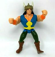 """1992 Hasbro Conan the Barbarian Destroyer 7.5"""" Pull String Hand Action WORKS!"""