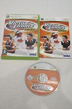 XBOX 360 : VIRTUA TENNIS 2009 - Completo, ITA ! Il gioco di tennis N 1 al mondo!